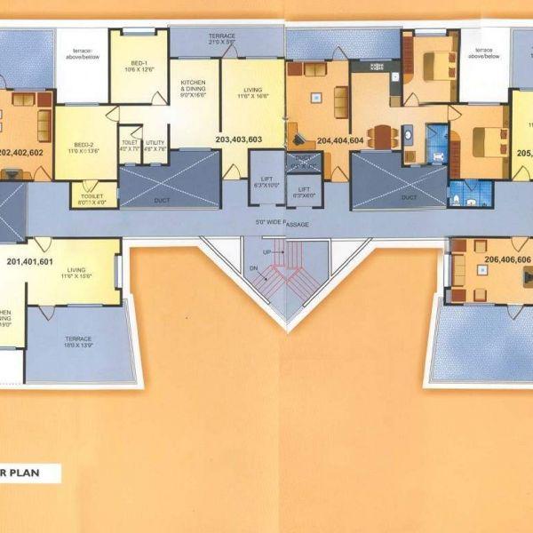 buy 2 bhk flat in wagholi